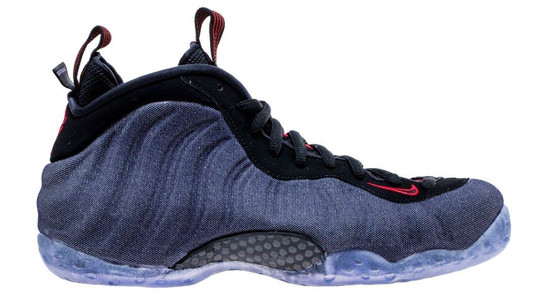 7765fc14e9c nike air foamposite one denim release date 1