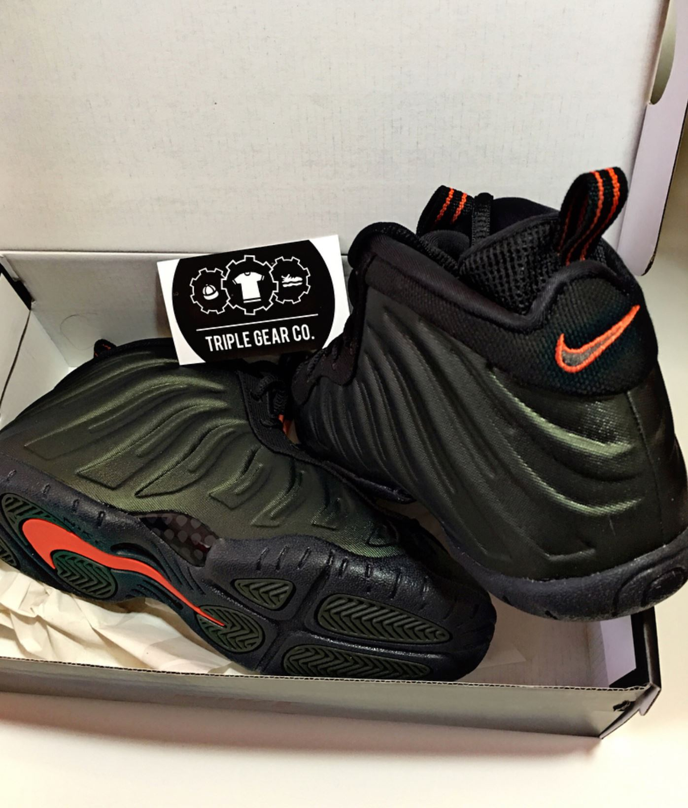 competitive price d2529 60d21 nike air foamposite pro sequoia release date 2