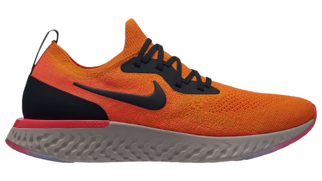 The Nike Epic React Flyknit  Copper Flash  Will Drop for Back to ... b61f36ad9e7