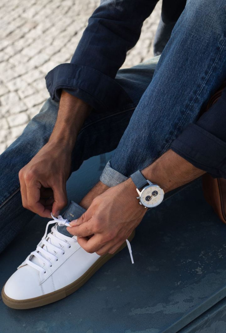 triwa oliver cabell shoes and watch