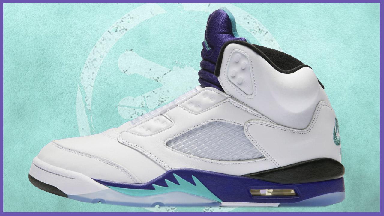 fc7f8fe9481 Air jordan 5 fresh prince release date - WearTesters
