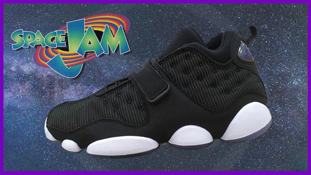 5a9a3f45419111 The Jordan Black Cat Gets the Space Jam Treatment - WearTesters