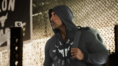 Dwayne Johnson under armour all day hustle collection project rock 1
