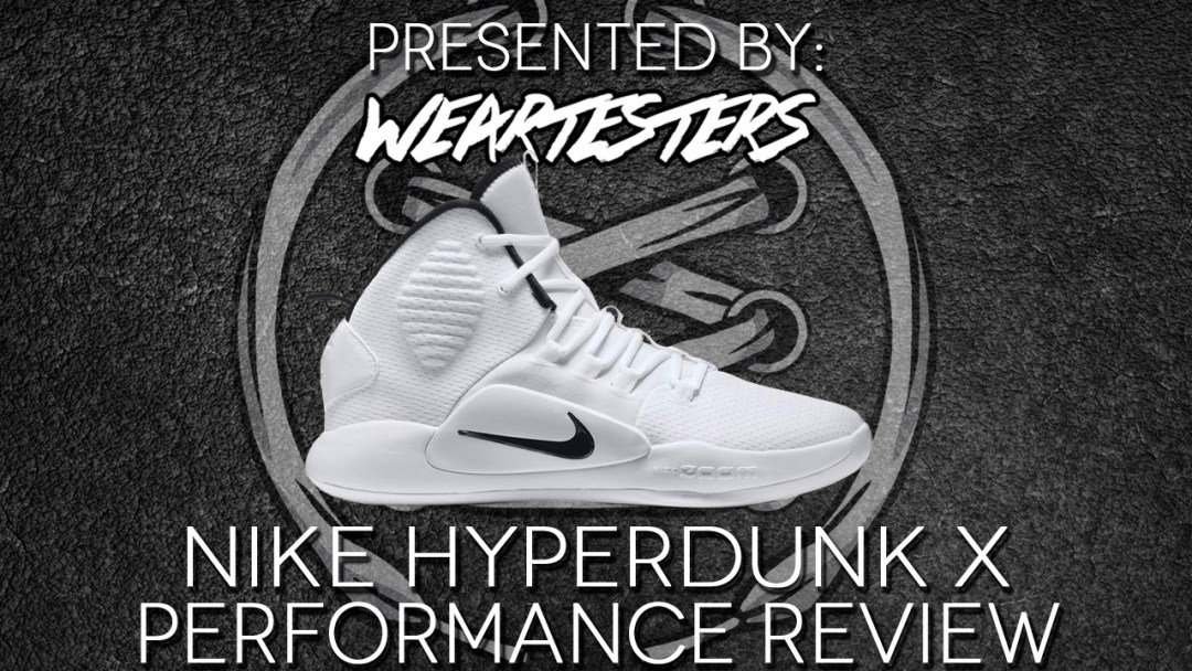 on sale 98c48 8a63d Nike Hyperdunk X Performance Review Duke4005