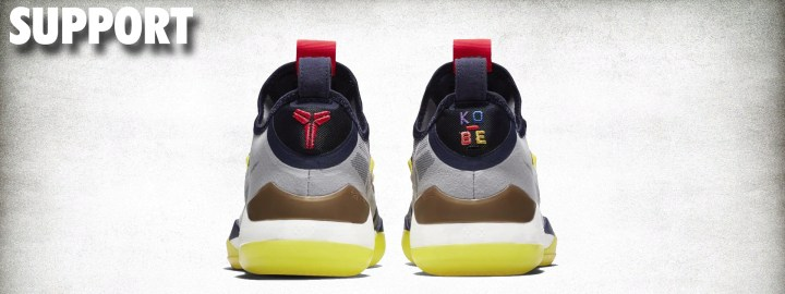 Nike Kobe AD Exodus Performance Review support