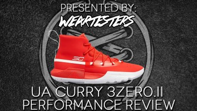 Under Armour Curry 3ZER0 2 Performance Review