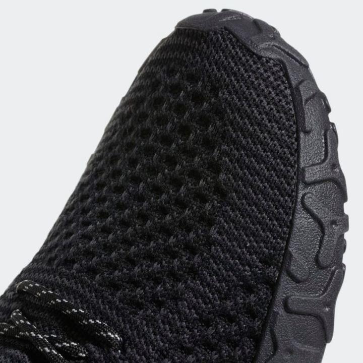adidas f22 primeknit triple black knit