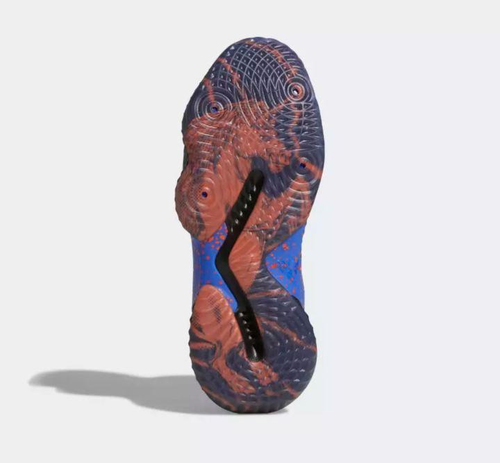 adidas pro bounce kristaps porzingis PE unicorn