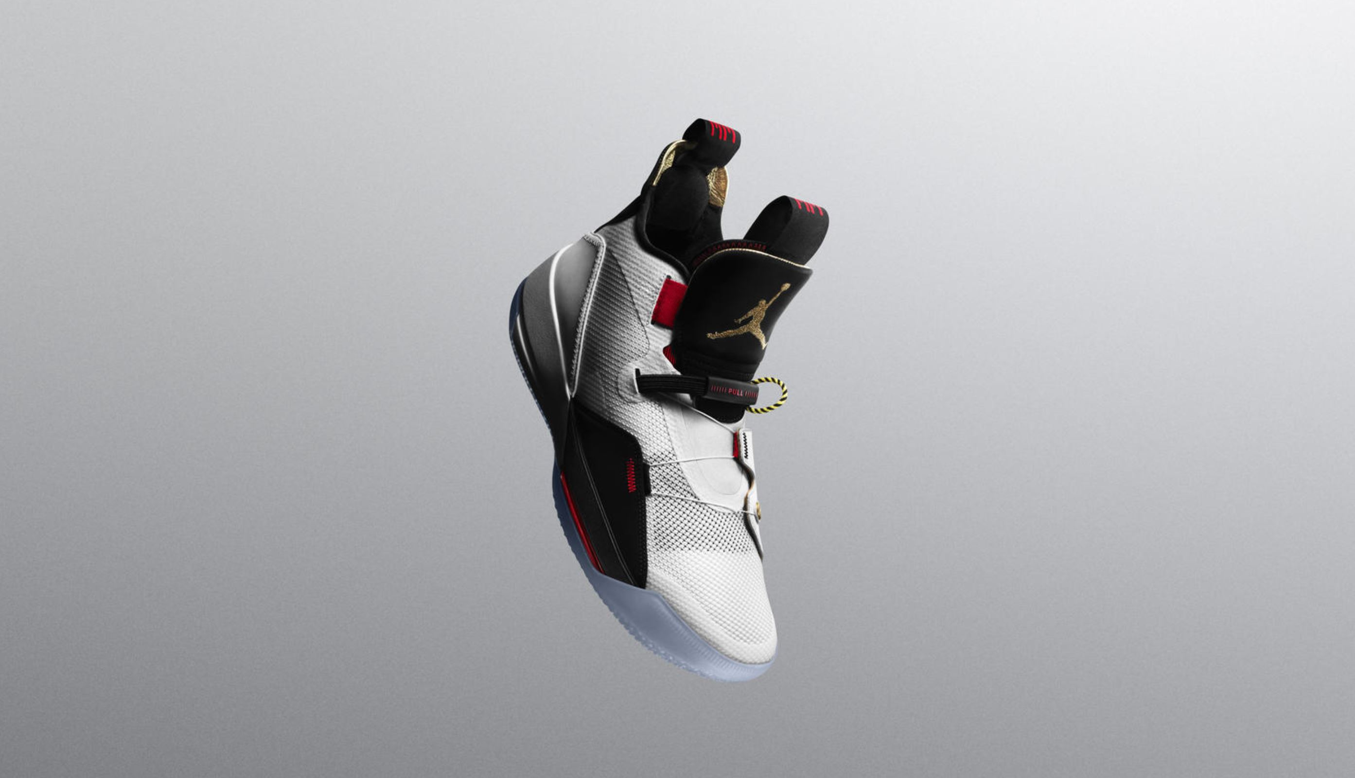 898953dd080 The Air Jordan 33 Introduces the FastFit System and Flight Utility ...