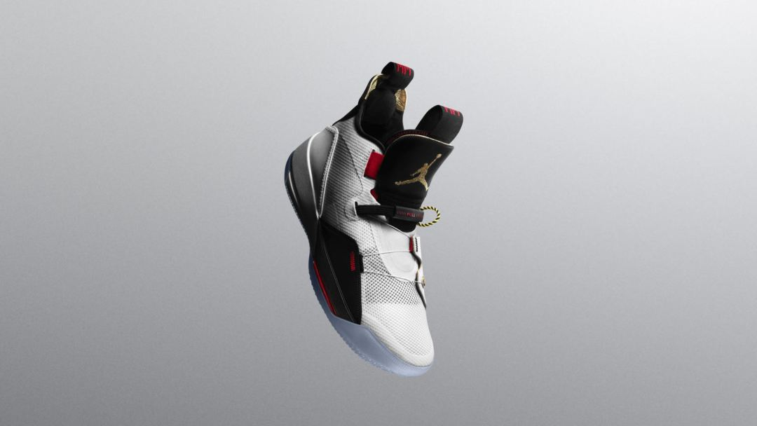 The Air Jordan 33 Introduces the FastFit System and Flight Utility ... ed640be52a544