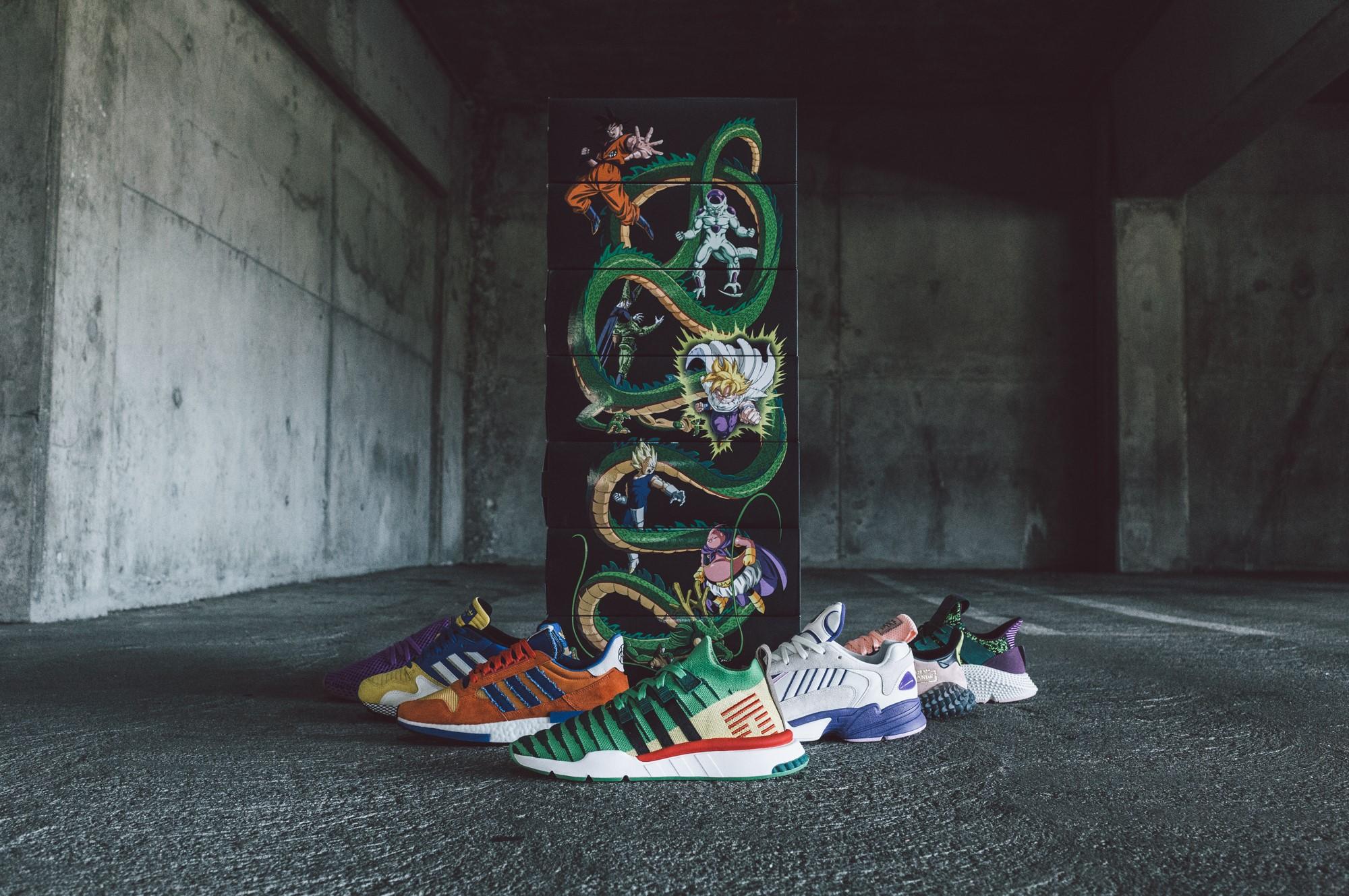 dragon ball z adidas · adidas   Kicks Off Court   Release Reminder ... cafeb1115