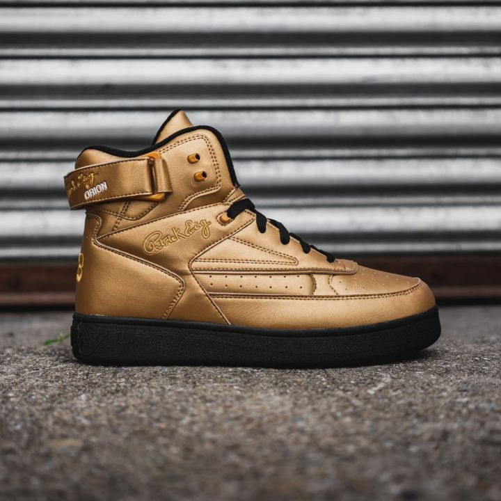 ewing orion gold black