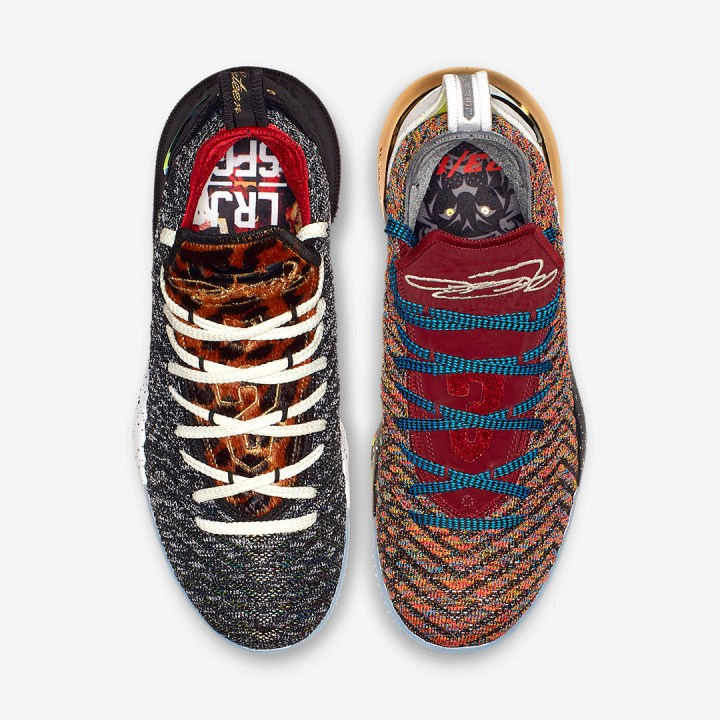 lebron 16 what the