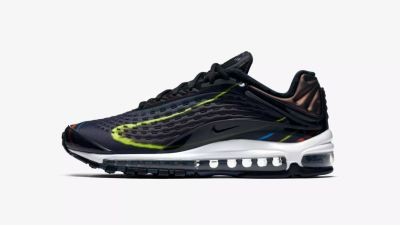 sports shoes c69ed 3eca4 The Nike Air Max Deluxe  Black Multicolor  Will Release for Men and Women