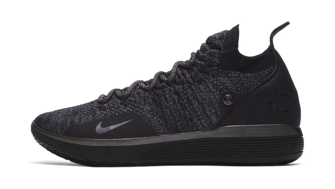 a5d540d2fdd2 Kevin Durant s Nike KD 11  Triple Black  Release Date is Official ...