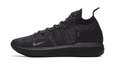 bac2ddbe953e Kevin Durant s Nike KD 11  Triple Black  Release Date is Official