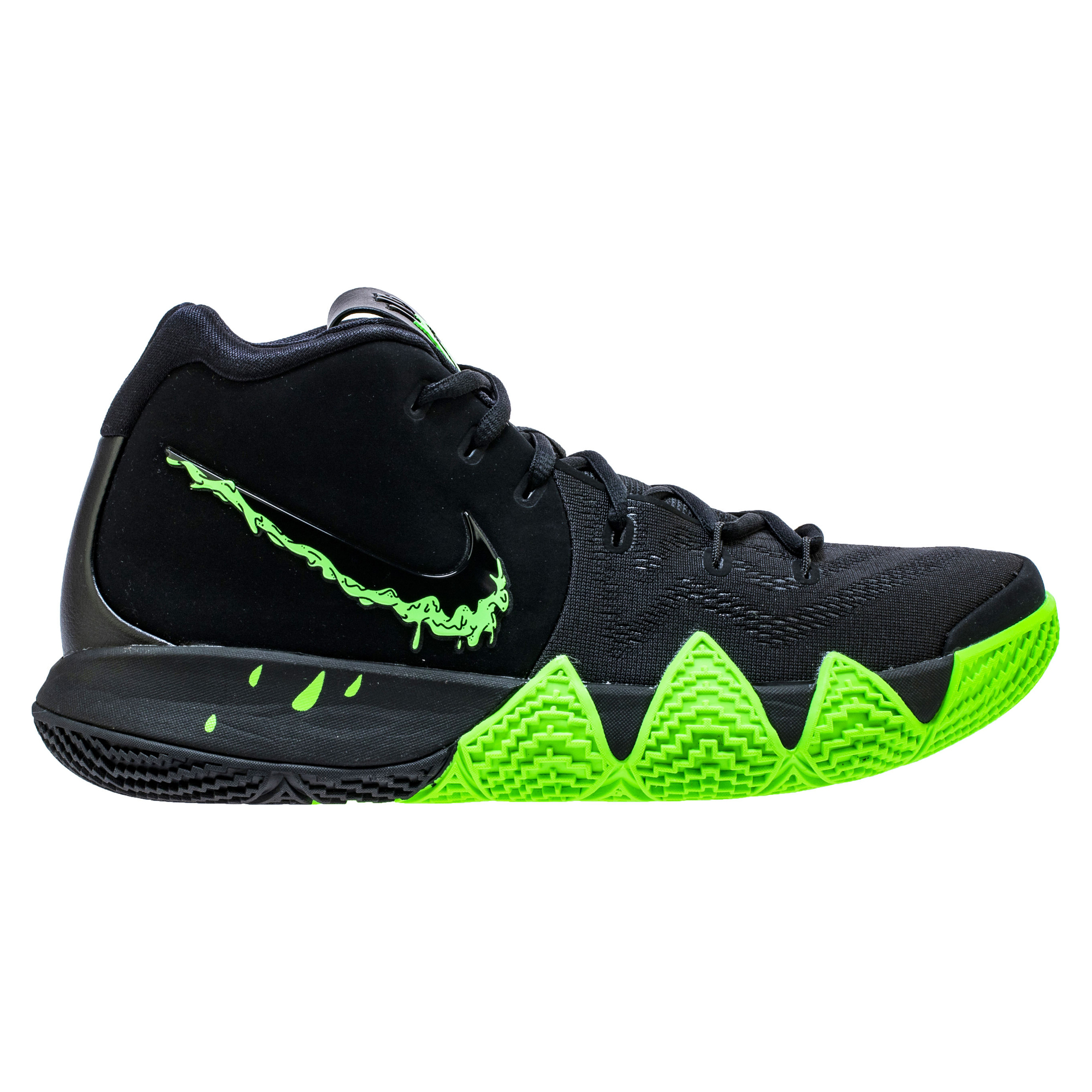 07c4b8f4288 Kyrie Irving s Latest Kyrie 4 Gets Slimed - WearTesters