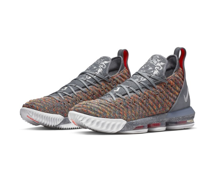 482f8957b15 Feast Your Eyes on the LeBron 16  Multicolor  - WearTesters