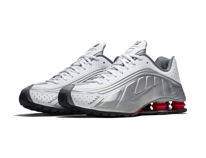 low priced a078d 6be6e nike shox r4 2018