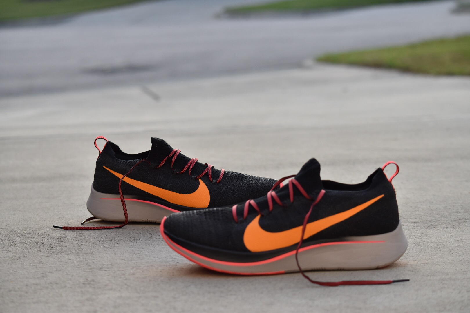 24176db77ad58 nike zoom fly flyknit first impressions 2 - WearTesters