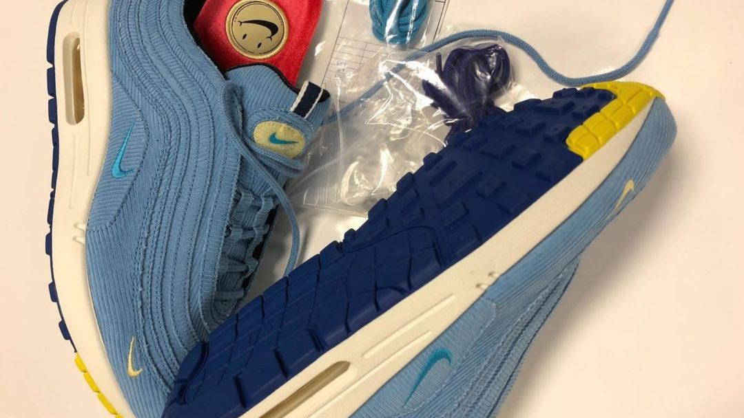 aafe3dc69b Sean Wotherspoon Has Another Air Max 1/97 Collab Coming - WearTesters