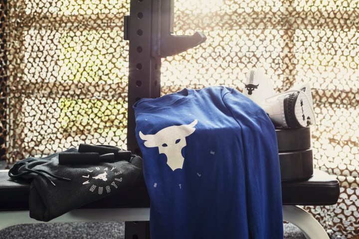 under armour project rock 1 all day hustle apparel dwayne johnson