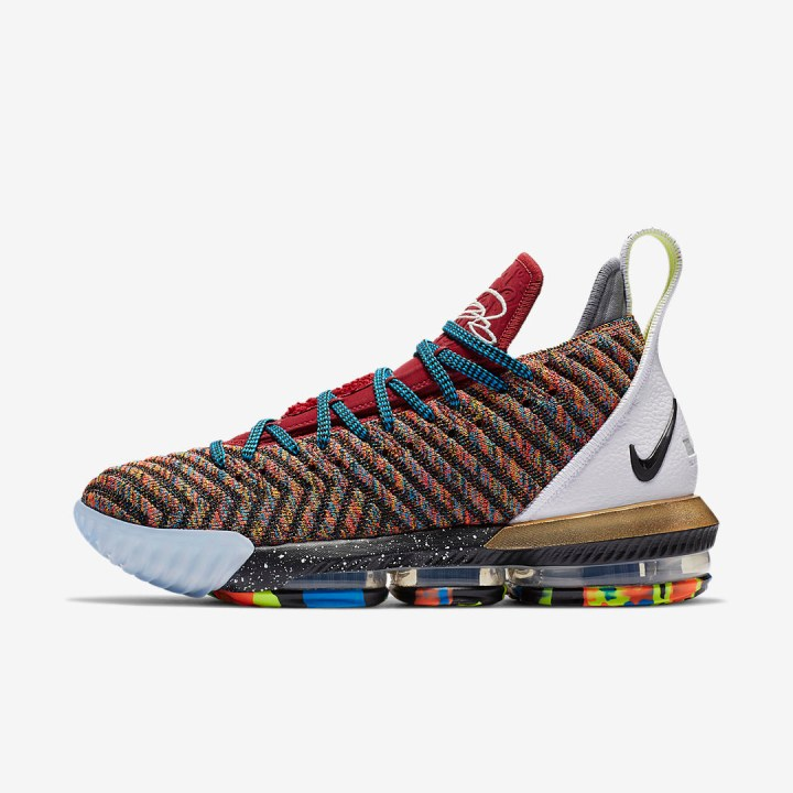 what the lebron 16 lebron james