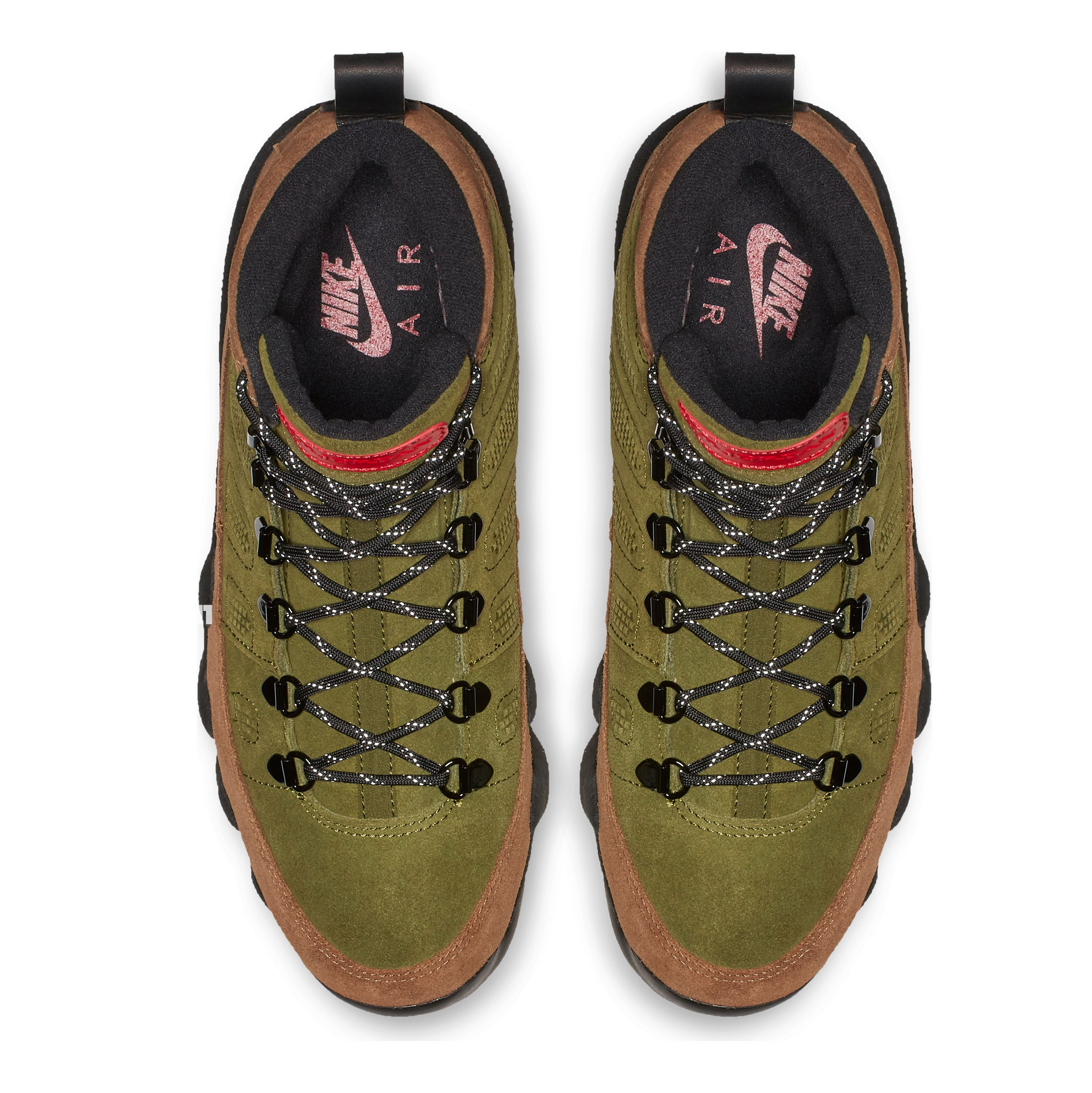 b9d577b8746 Air jordan 9 boot NRG olive release date 1 - WearTesters