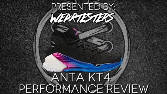 ANTA KT4 Performance Review