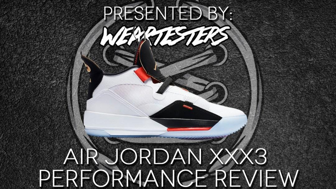 74325e0fc73810 Air Jordan 33 Performance Review