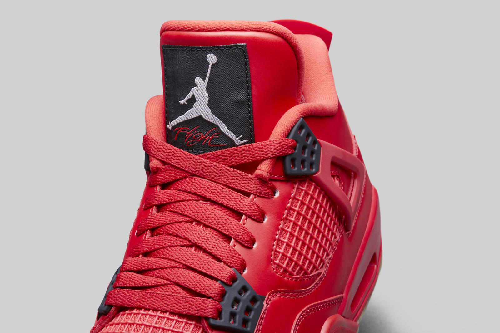 95a57fcd805 Air Jordan 4 fire red womens tongue - WearTesters