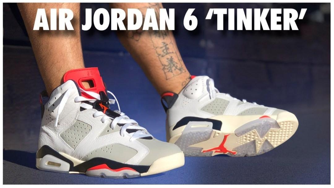 d7122b7a792134 Air Jordan 6  Tinker