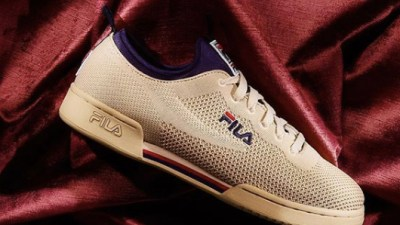 FILA Original Fitness 2.0 Knit White 1