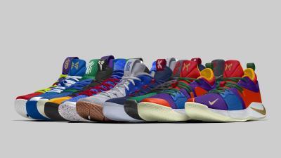NBA opening night PEs Nike