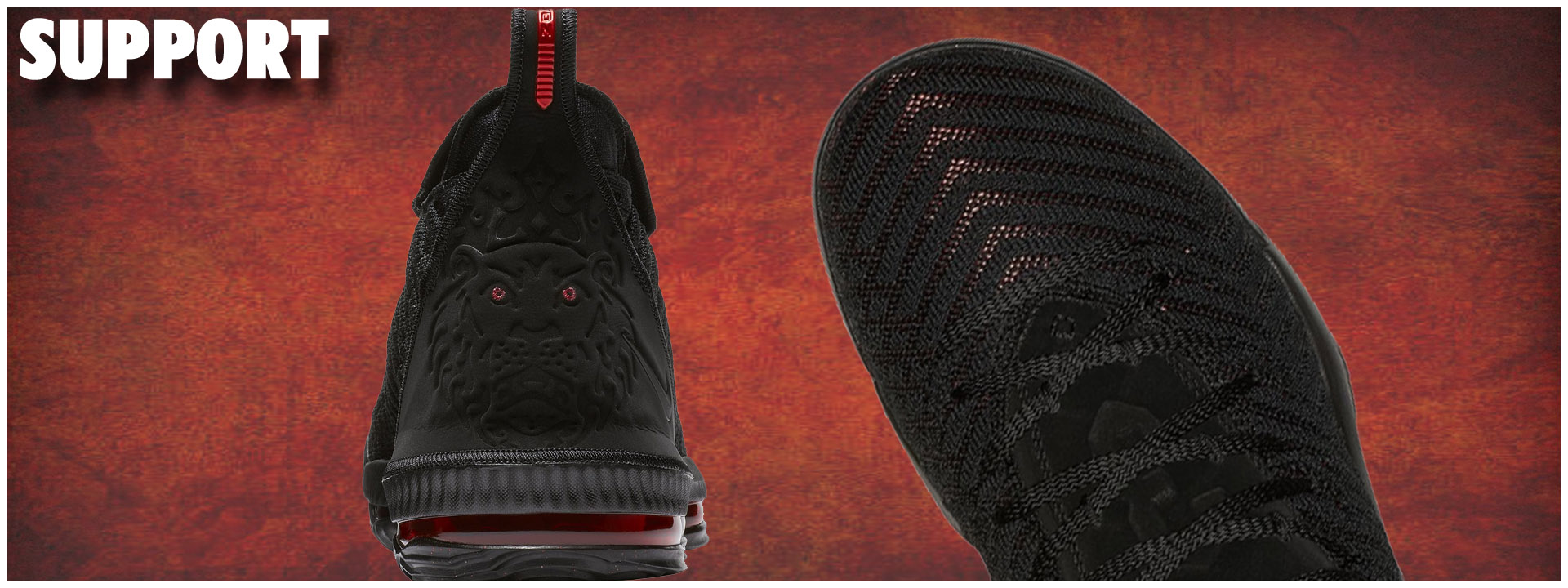a66f26d45cc Nike-LeBron-16-Performance-Review-Support - WearTesters