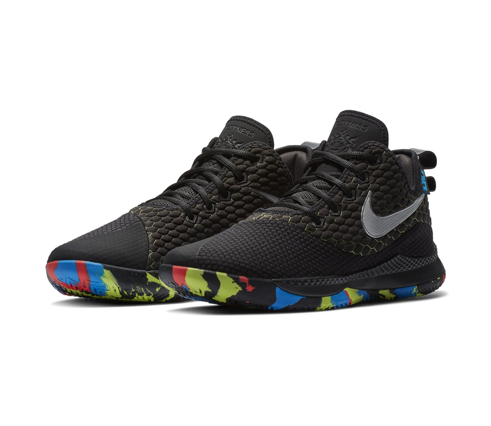 competitive price bdfd8 df333 nike lebron witness 3 i promise · Kicks On Court   Nike ...