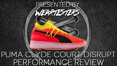 Puma Clyde Court Disrupt Performance Review nightwing2303