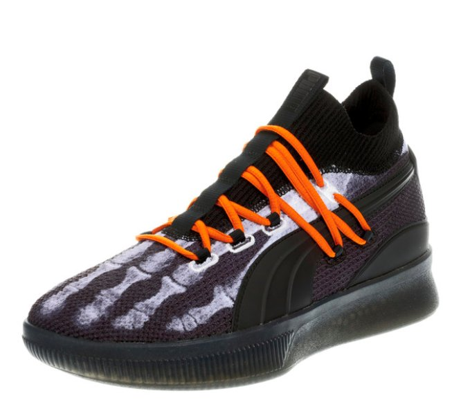 89bf40bc387 Puma Clyde Court Disrupt  X-RAY  Dropping for Halloween - WearTesters