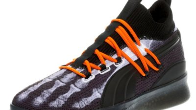 3eb23f0b8f Puma Clyde Court Disrupt 'X-RAY' Dropping for Halloween