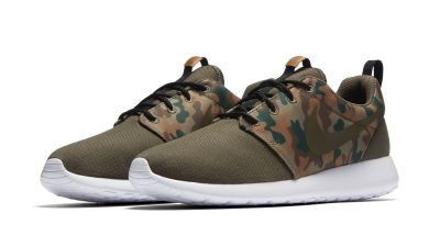 64abc578c59f The Latest Nike Roshe One SE Pack Uses Camo for Fall