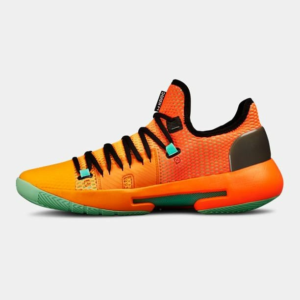 Under Armour HOVR Havoc Low Halloween release date