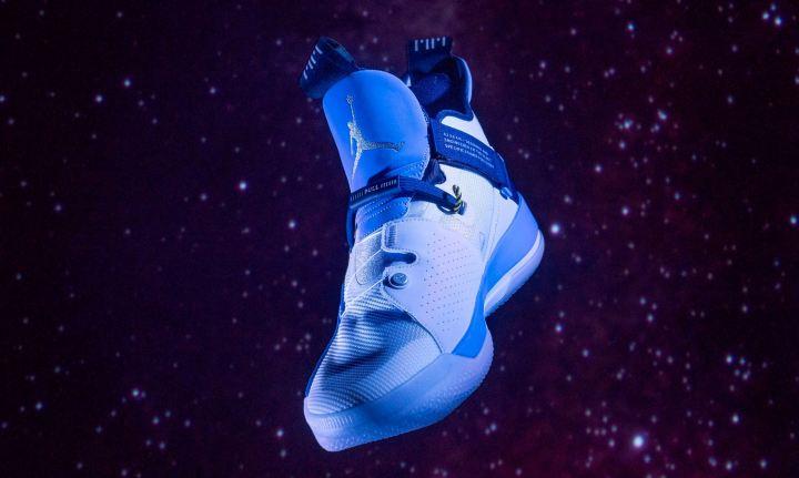 The Tar Heels Unveil Their Air Jordan 33 UNC PE - WearTesters d4c2984a7