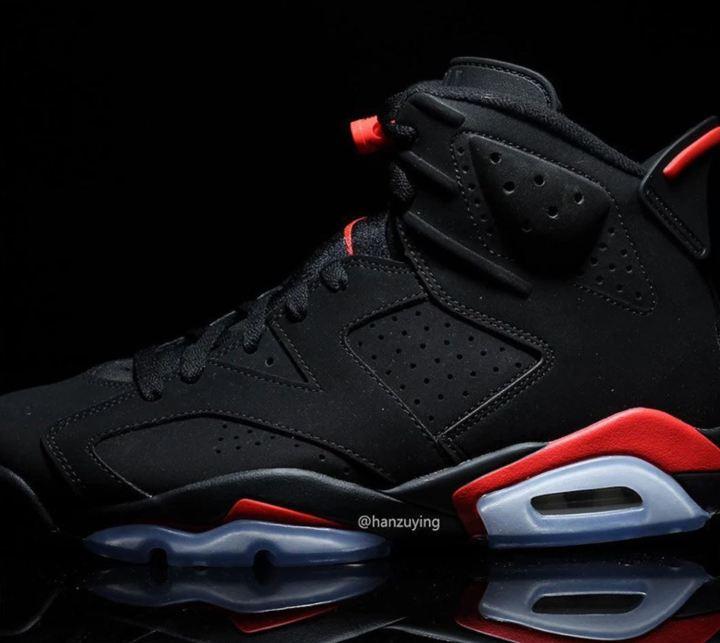 air jordan 6 black infrared release date 2019