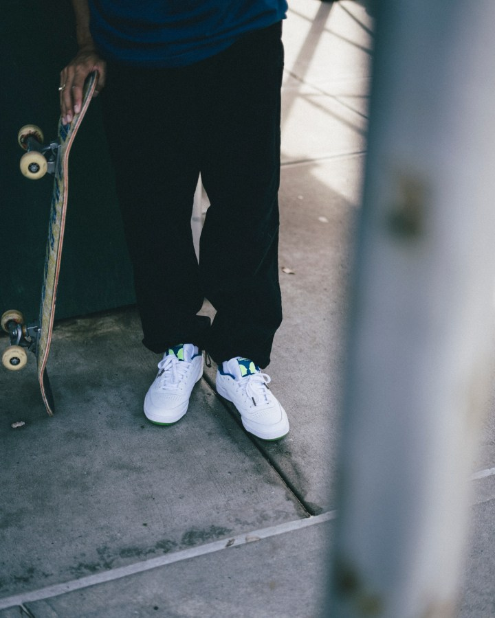 98e7194385541e The Bronze 56k x Reebok Club C 85 is for Queens - WearTesters