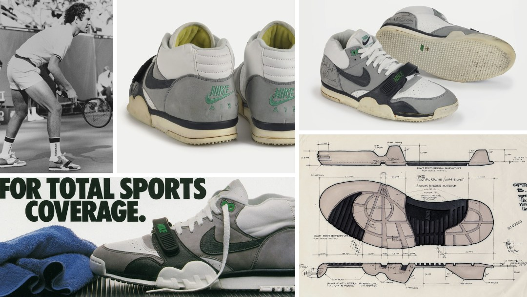 dc9337df5690 The Air Jordan 3  Air Trainer 1  Wouldn t Exist Without John McEnroe ...
