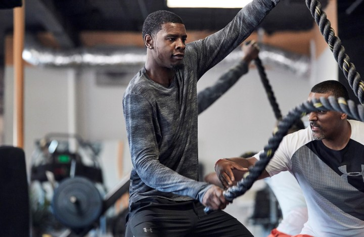 josh jackson training regimen