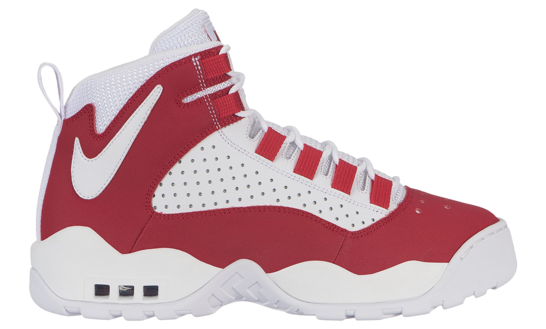 super popular ecd95 dd84c nike air darwin white red