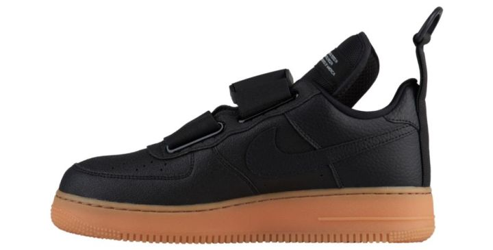 nike air force 1 utility black gum release date