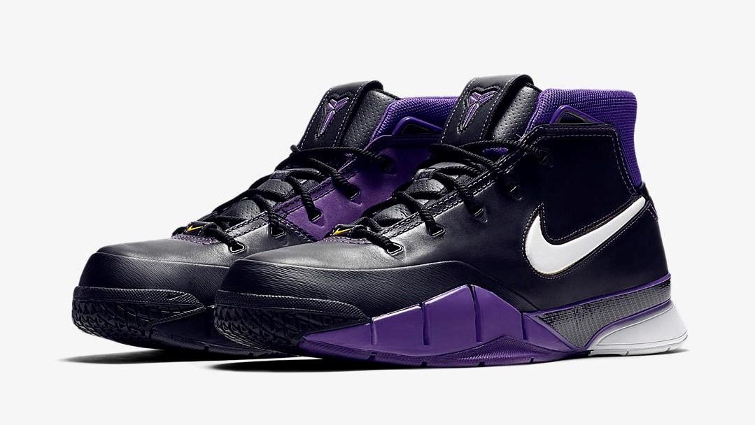 ffe3cc922ac Lakers Vibes Hit the Kobe 1 Protro  Varsity Purple  Dropping Next ...