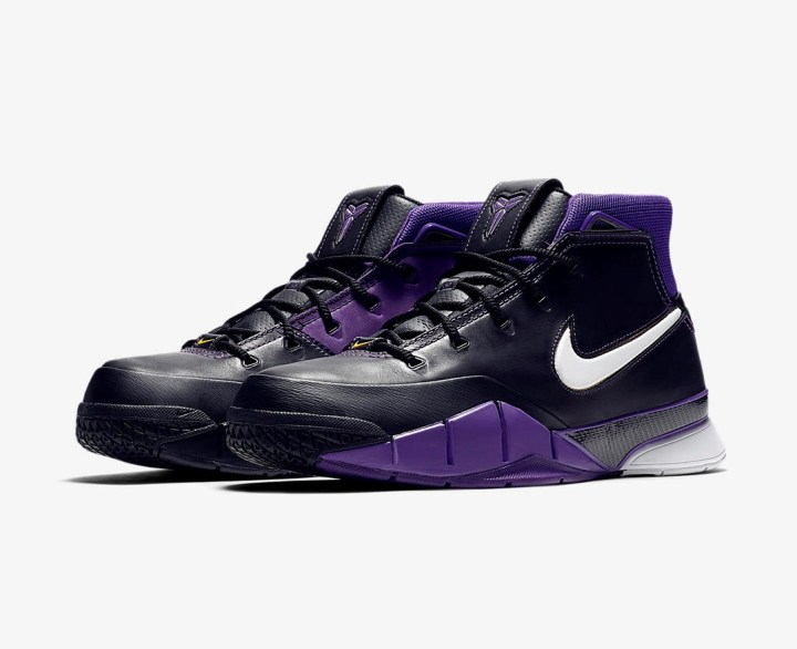 nike kobe 1 protro varsity purple